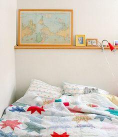 Teen bedroom by nestdecorating, via Flickr