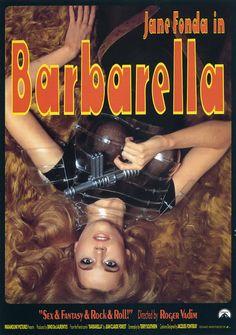 Jane Fonda in Barbarella