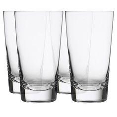 Luigi Bormioli Allegro Beverage Glass 16.25 oz - $34.84 Set of 4 with 25 year guarantee