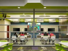 Contract - Winners of 2014 ALA/IIDA Library Interior Design Awards Announced