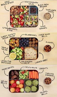 awesome bento boxes from Mind Over Munch