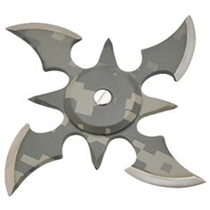 Shrike Weighted Ninja Throwing Star For Sale | All Ninja Gear: Largest Selection of Ninja Weapons | Throwing Stars | Nunchucks