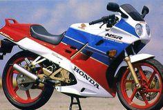 HONDA NSR 125 - (1988/2001) - Giappone