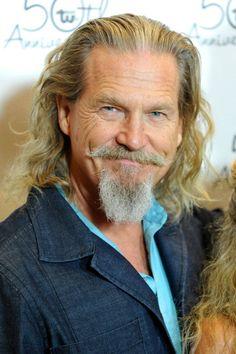 Jeff Bridges, man. So scraggly, I LOVE IT.
