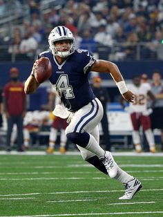 From breaking news and entertainment to sports and politics, get the full story with all the live commentary. Football Design, Nfl Football, Football Helmets, Dallas Cowboys Baby, Cowboys 4, Cowboys Stadium, How Bout Them Cowboys, Dak Prescott, Football Conference