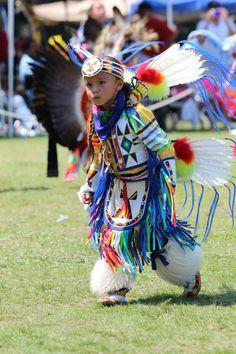 Dancer, Cherokee, NC Pow Wow