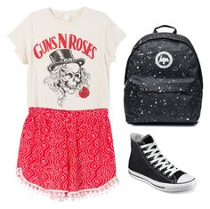 """""""Interesting."""" by leila-433 ❤ liked on Polyvore featuring MadeWorn, WithChic and Converse"""