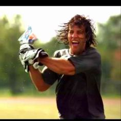 Paul Rabil, he is without a doubt the face of lacrosse.