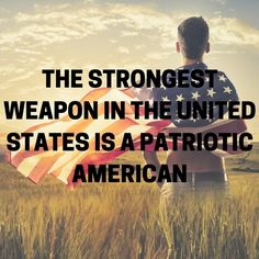 Your patriotism makes all the difference in this country! AMEN ❤️