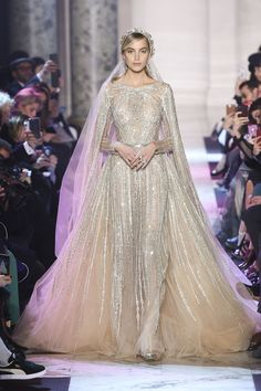 Elie Saab Spring/Summer 2018 Couture Collection