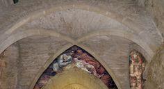 Paul Boegle durfte das einzige Foto der jetzt entdeckten Deckenfresken von Michelangelo Buonarroti in der Virgilkapelle in der U-Bahn-Staion Stephansplatz in Wien machen.