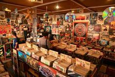 Mabu Vinyl in Capetown, South Africa | 27 Breathtaking Record Stores You Have To Shop At Before You Die