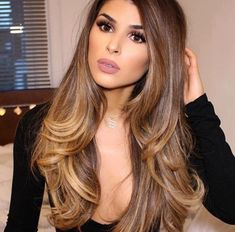 170 sеxу light brown hair color ideas page 63 Brown Blonde Hair, Brunette Hair, Blonde Hair Mexican, Balyage Brunette, Blonde Dye, Long Brunette, Brunette Color, Golden Blonde, Hair Color And Cut