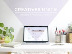 Creatives Unite! Calling all UK Bloggers & Freelance Creatives... — OH NO Rachio!