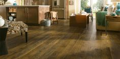 If you want your floor to be easy to install, easily cleaned and maintained as well as designer friendly, then Laminate floors are the perfect option.