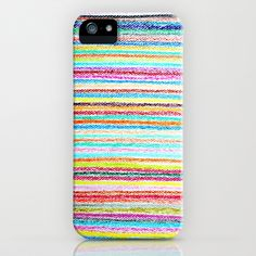 kids crayons iPhone case by austeja saffron