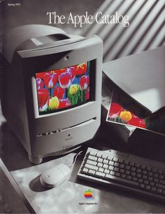 The Apple Catalog, Spring 1993.