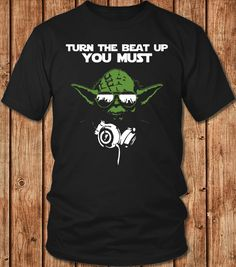 Turn the Beat Up You Must T-Shirt for the True Fans - click to get yours!