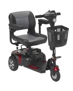 phoenix heavy duty 3 wheel power scooter