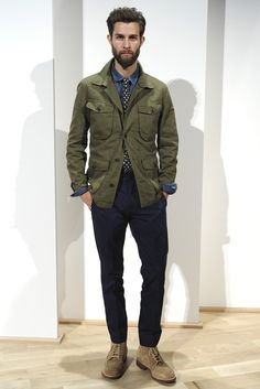 J.Crew Men's RTW Spring 2013 - Slideshow - Runway, Fashion Week, Reviews and Slideshows - WWD.com