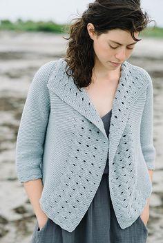 Ravelry: Bea Cardi pattern by Carrie Bostick Hoge