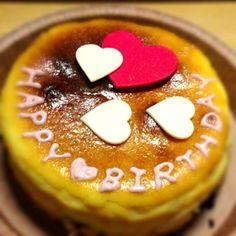彼の誕生日に♡ - 11件のもぐもぐ - チーズケーキ by s2maako