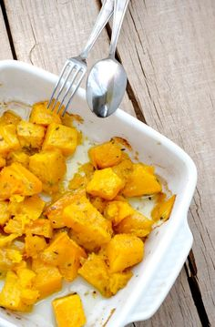 Recipe For Roasted Pumpkin