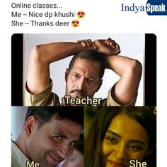 Funny Fun Facts, Very Funny Memes, Funny Memes Images, Funny School Jokes, Funny Jokes In Hindi, Some Funny Jokes, Funny Relatable Memes, Hilarious Memes, School Memes
