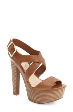 Jessica Simpson 'Navallo' Platform Sandal (Women) available at #Nordstrom