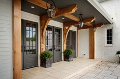 Transitional Style Home-Allard Ward Architects-05-1 Kindesign