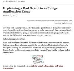 A Spotlight On Criteria In Admission Essay