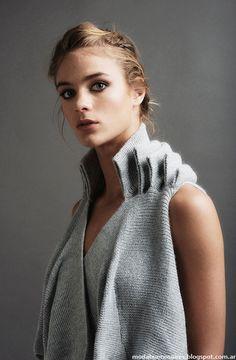 Paula Ledesma fall winter 2014. Fashion Woven winter 2014.