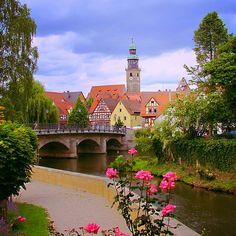 Romantic Franconia, Germany