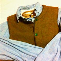 shirts + vest