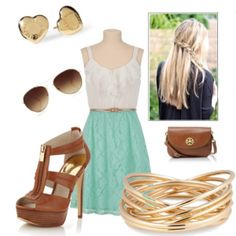 Spring Outfit. FancyFitLife #spring #fashion #outfit