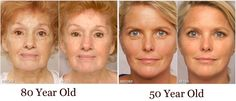 I recommend this site! Great anti-ageing, that works on all skin types!