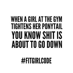 Who is going to the gym tonight? . Tag your BFFF (Best Fit Friend Forever). #fitgirlcode #quote #bestfriends #girlquote #fitgirlquote #quotes
