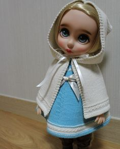 Doll clothes/Disney Animatons' colledtion Dolls by KKaGGung