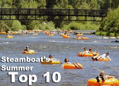 #Steamboat's Summer Top 10