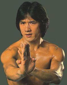Jackie Chan!  Does anything else need to be said?