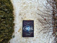 Our Book Date this week is Stephanie Garber's CARAVAL.