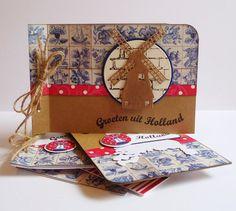 Because it's fun to create...: SOS #37 5x Hollandse kaarten en een toetje