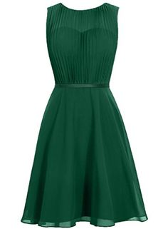 Cdress Sleeveless Chiffon Cowl Short Bridesmaid Dresses Wedding Prom Party Gowns Dark_Green US 12 Cdress http://www.amazon.com/dp/B01CL0K0ZQ/ref=cm_sw_r_pi_dp_vLMfxb1S6JYA5
