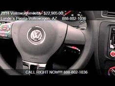 2014 Volkswagen Jetta SE PZEV for sale in Peoria, AZ 85382 #vw #volkswagen #vwdublove