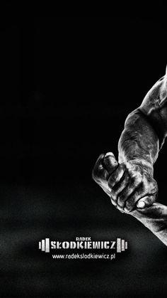 Polish black and white fitness gym lc0ne wallpaper