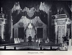 Masquerade, directed by Vsevolod Meyerhold, 1917