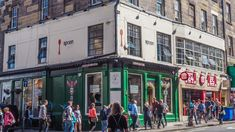 The Ultimate Self-Guided Harry Potter Tour in Edinburgh locations) Harry Potter Scotland, Edinburgh Harry Potter, Harry Potter Tour, Harry Potter Books, Visit Edinburgh, Edinburgh City, Walking Tour, Street View, Tours