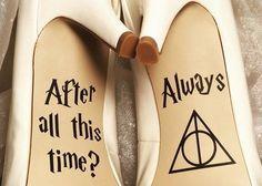 Umpteen Harry Potter Wedding Ideas | Misfit Wedding