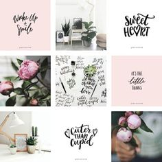 I'm sharing some font love with you just because everybody needs pretty fonts in their lives. Find the links below, some are free and som...