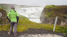 Wodospad Gullfoss, Golden Circle - Islandia Iceland with #readyforboarding #Iceland #Islandia #blogtrotters #blogtroterzy #travel #podróże #advice #porady Golden Circle, Iceland, Nature, Travel, Ice Land, Naturaleza, Viajes, Destinations, Traveling